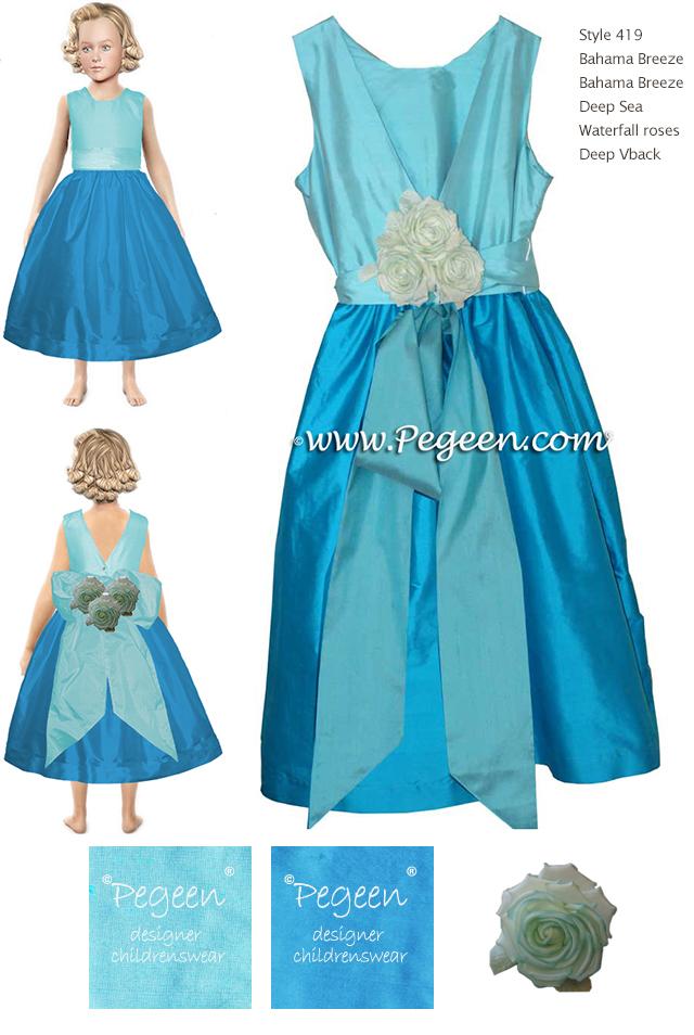 Pegeen Flower Girl Dress Style 419