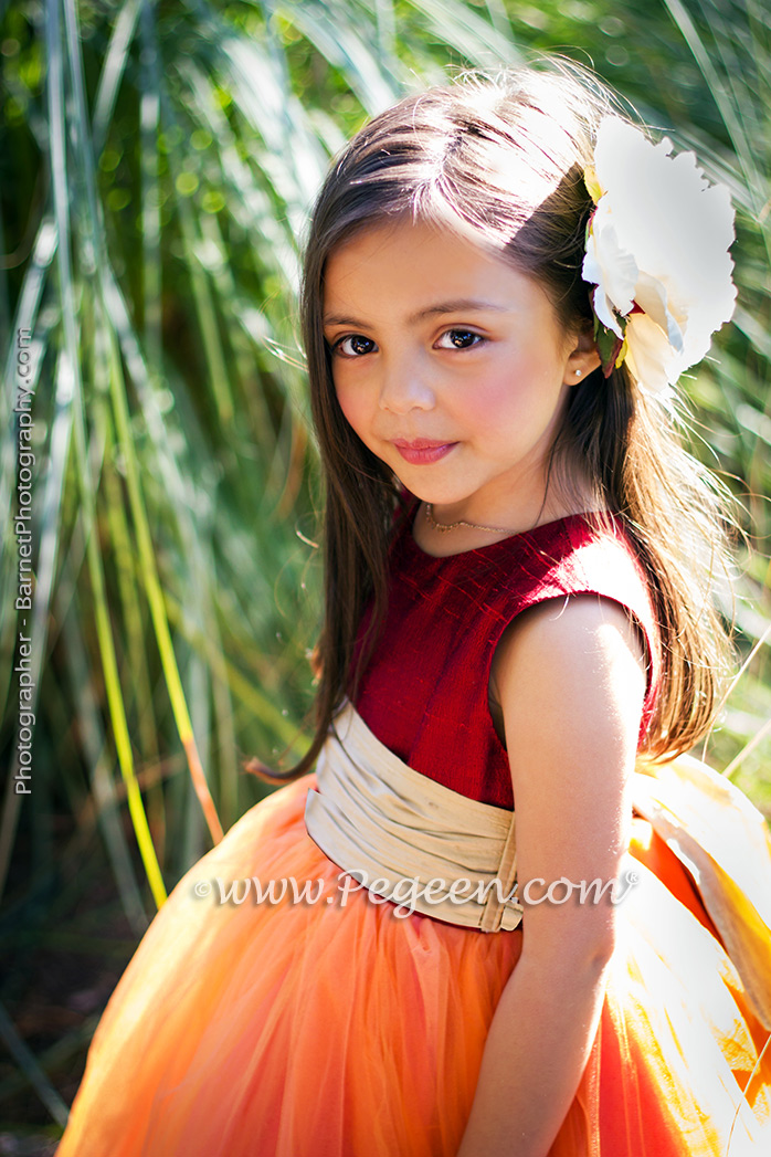 0bf84ad53 2014 Garden Flower Girl Dresses of the Year | Pegeen.com Flower Girl ...