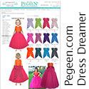 Pegeen Dress Dreamer - Virtual Closet