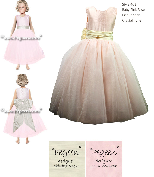 3e3dec8bc7f Today s featured flower girl dress is Style 402