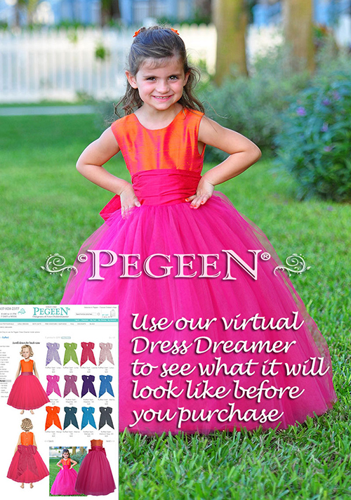 Try our Virtual Pegeen Dress Dreamer